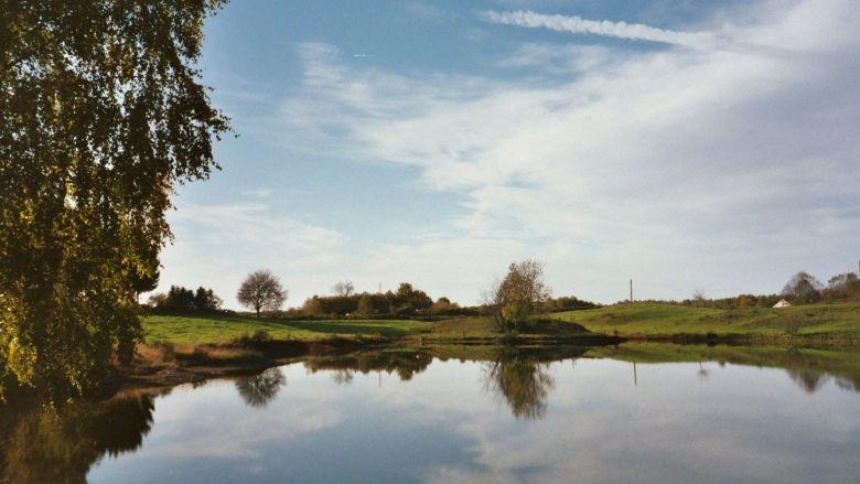 La zone dite des Mille étangs s'étend sur 220 kilomètres carrés en Haute-Saône. / © Jean-François Fernandez/ Maxppp.