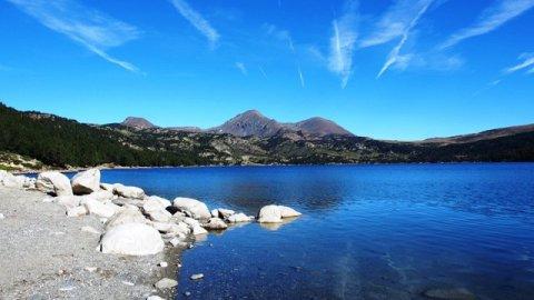 Plus de 100 000 personnes randonnent chaque été au lac des Bouillouses, dans les P.O. / © DR