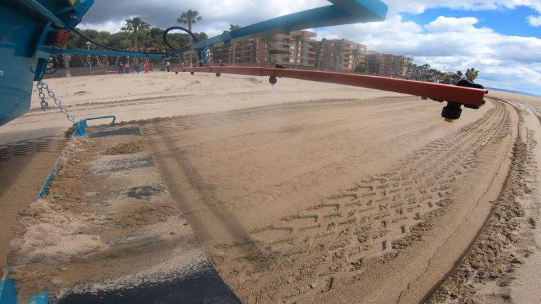 La désinfection par eau ozonée de serait pas nocive pour l'être humain et respectueuse de l'environnement selon l'entreprise qui a mis au point le procédé. / © Beach Trotters