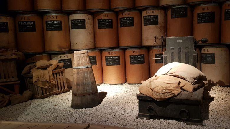 Un fabricant de Vermouth à Marseillan. / © Cybèle Plichart