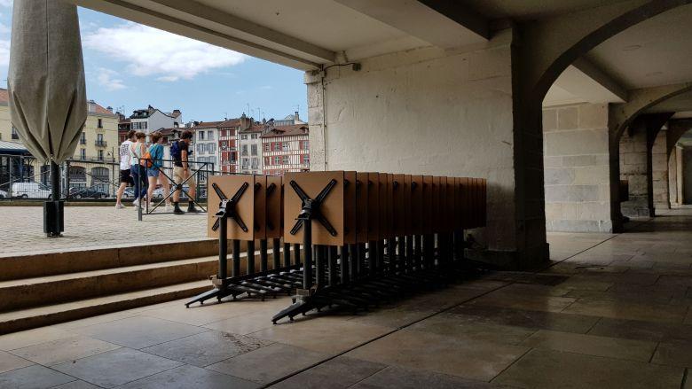 Les quais de Nive devraient retrouver leur animation début juin / © Emmanuel Clerc - France 3 Euskal Herri