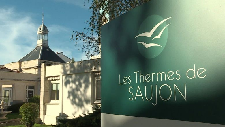 Thermes de Saujon / © France Télévisions