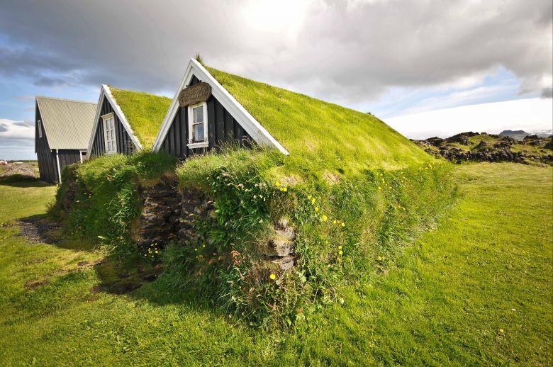 L'Islande, ce n'est pas vraiment la Méditerranée, mais l'île reste une destination appréciée des touristes / © WOSTOK PRESS/MAXPPP