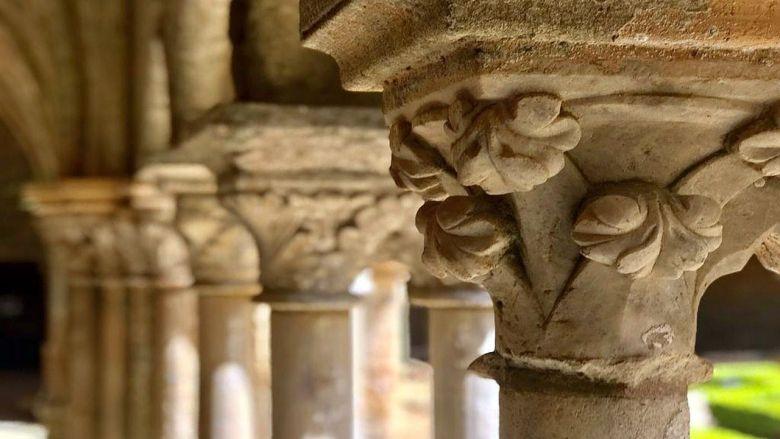 Narbonne (Aude) - l'Abbaye cistercienne de Fontfroide - mai 2020. / © F3 LR J.M.Escafre