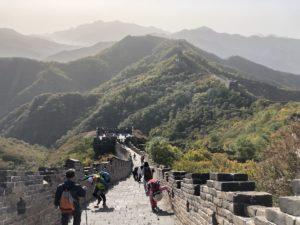 vacances en Chine