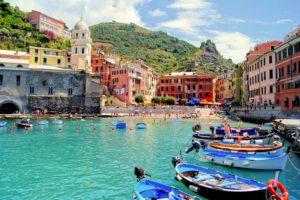 voyage pour l'Italie