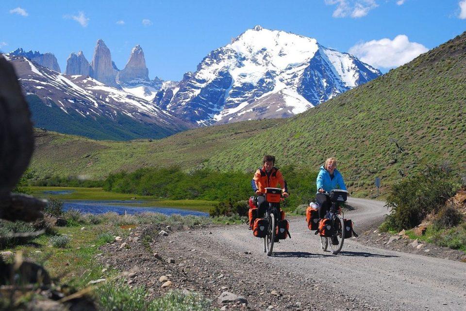 Camping et cyclotourisme