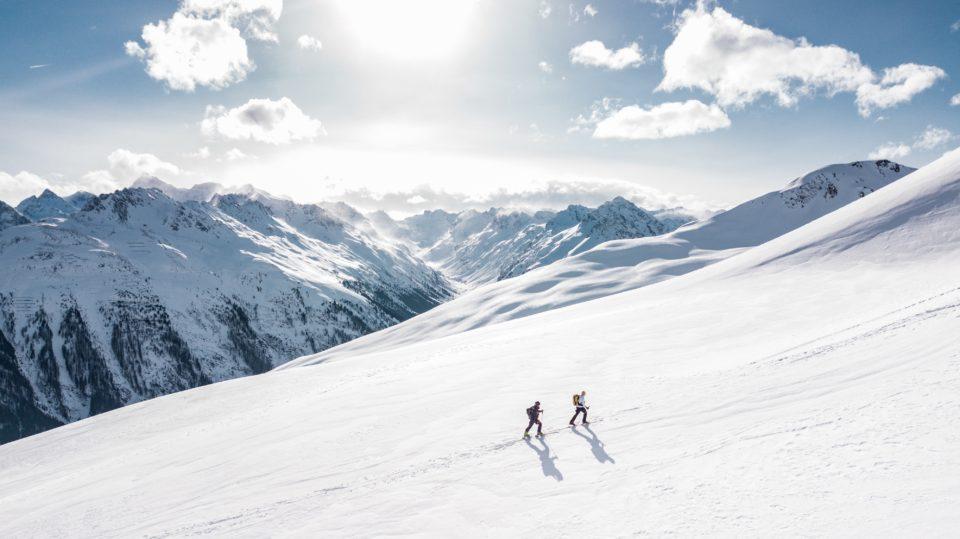 Raid ski de rando