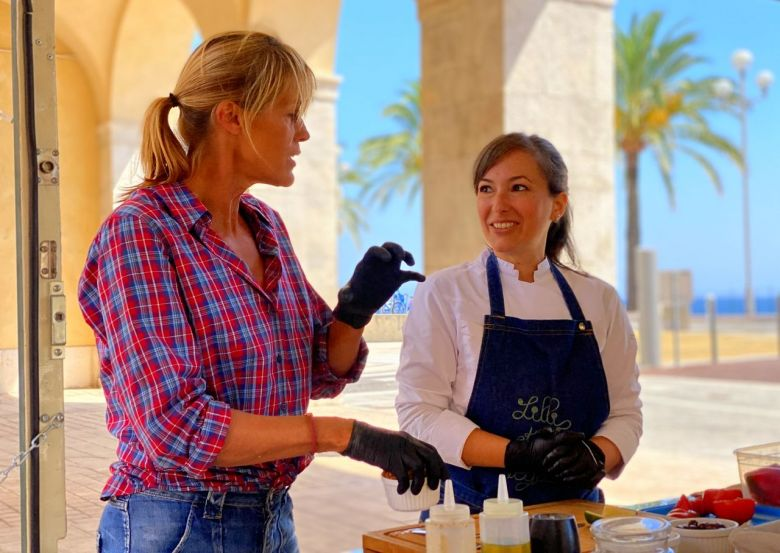 (Re)découvrez Nice et la cuisine vegan avec Nathalie Simon dans Chroniques Méditerranéennes, dimanche 6 décembre 2020 à 12h55 sur France 3 Côte d'Azur et France 3 Provence-Alpes / © 13 Productions/France Télévisions
