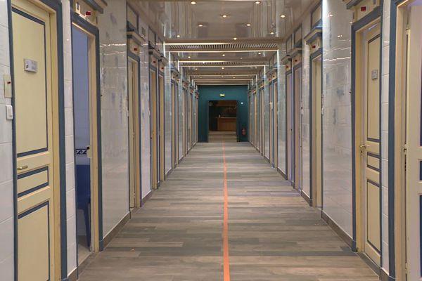 Le spa du BO Resort de Bagnoles de l'Orne est privé de ses curistes.