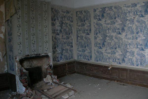 La chambre de Jean Mermoz, telle qu'elle est aujourd'hui.