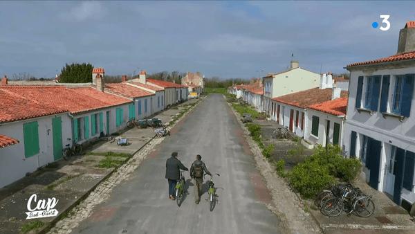 Ballade sur l'île d'Aix