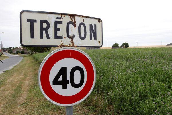 Dans la Marne, Trécon est une petite commune céréalière de 78 habitants.