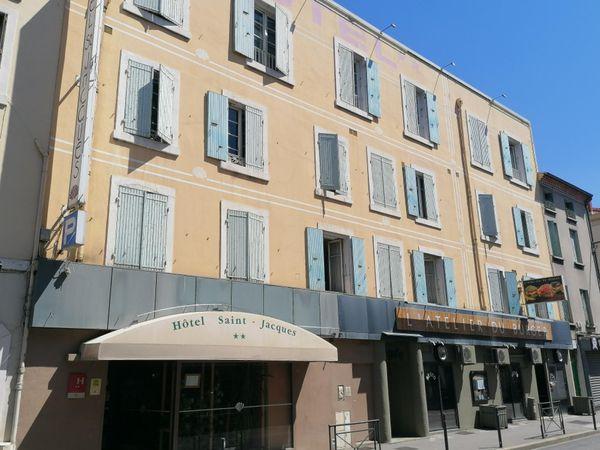 Hôtel Saint-Jacques à Valence