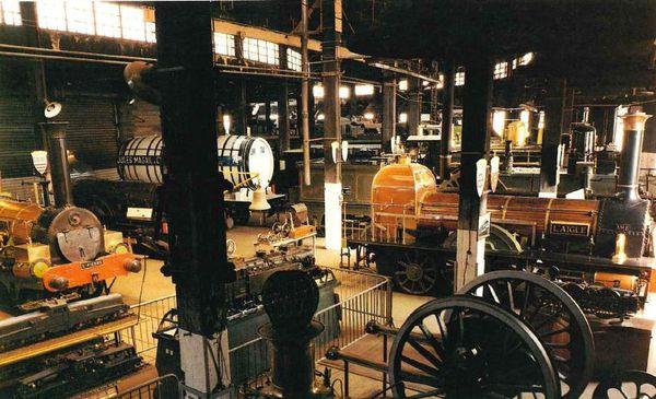 La Cité du train est le plus grand musée ferroviaire d'Europe.