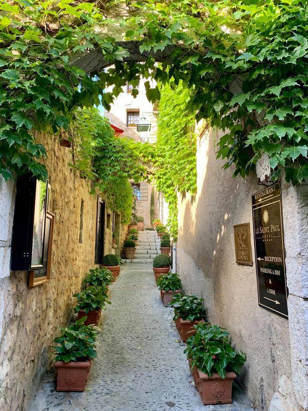 Le village de Saint-Paul de Vence