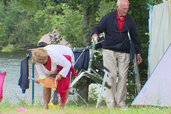De nombreux campings ont fait le plein cet été en Limousin