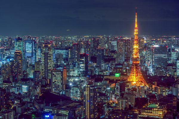 Une immersion dans le Tokyo du 21ème siècle