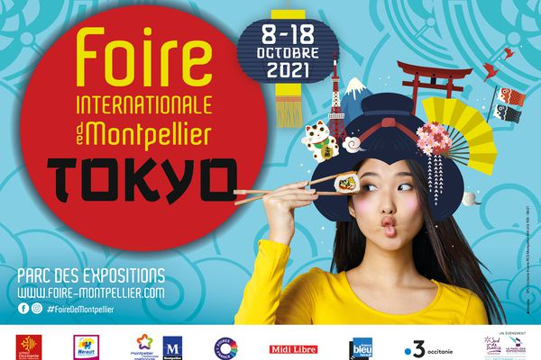 Montpellier - L'édition 2021 met Tokyo à l'honneur.